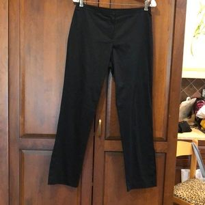 Trina Turk black slacks pants EUC 30 waist 29 seam